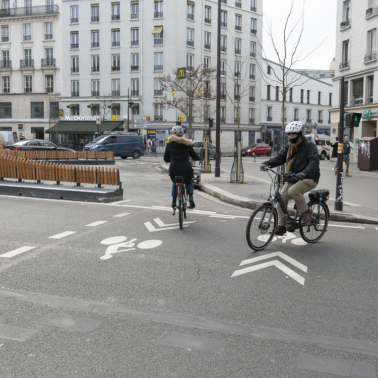 Place Gambetta début 2020 ©Ville de Paris, François Grunberg